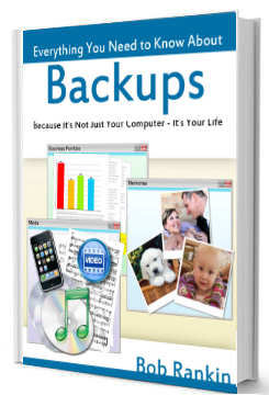 Backups Ebook - Special Offer