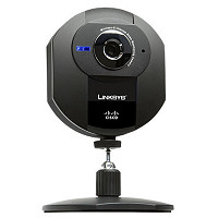 Linksys WVC54GCA Wireless G Internet Video Camera