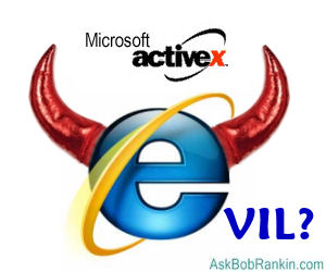 Is ActiveX Evil?
