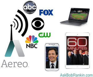 What is Aereo TV?