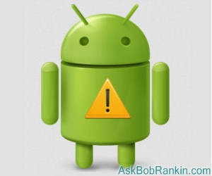 Android Factory Reset Vulnerability