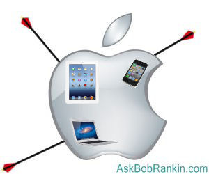 Apple security flaws