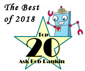 AskBob - The top stories of 2018