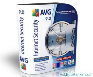 AVG 9 Antivirus Software
