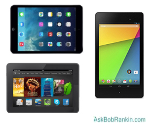 Best Seven-Inch Tablet