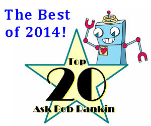AskBob Best of 2014- Part Two