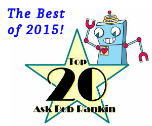 AskBob - Best of 2015