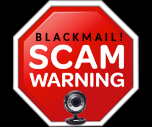 Video Blackmail Phishing Scam