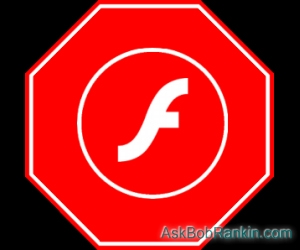 Blocking Flash Player