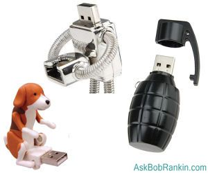 Bootable USB Flash Drive