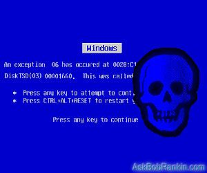 BSOD Windows 7