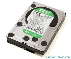 Buying a Hard Drive