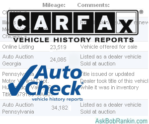 How Reliable Is Carfax