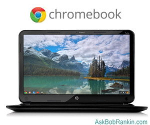 Chromebook Versus Windows 8
