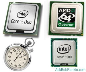CPU Benchmarking