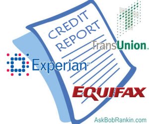 Credit Report Monitoring