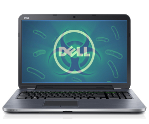 Dell security certificate vulnerability