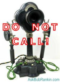 Adding cell phone number to do not call list violations