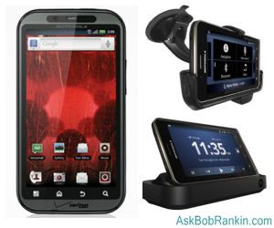 Motorola Droid Bionic and Accessories