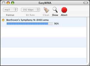 EasyWMA for Mac