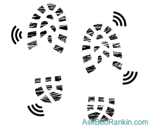 electronic footprints and tracking