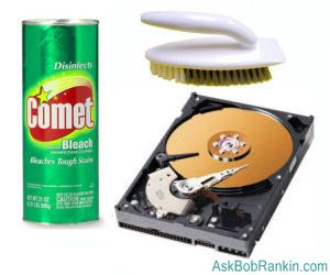 Securely erase your hard drive