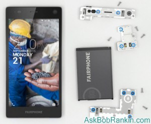 Fairphone - Socially Responsible smartphone