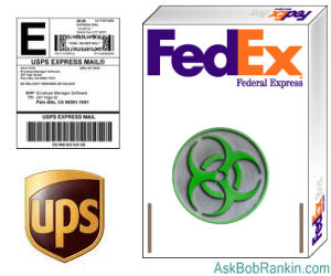 Fedex Shipment Notification Scam