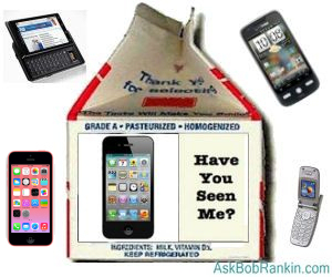 Find a Lost or Stolen Phone