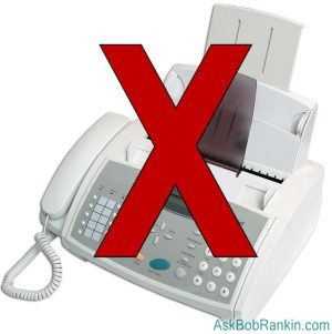 howto receive faxes without a fax machine