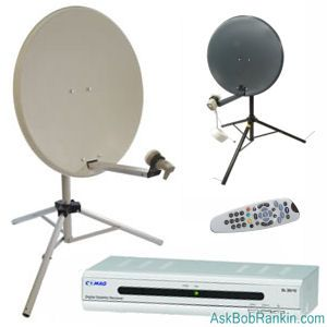 howto get free satellite tv. Black Bedroom Furniture Sets. Home Design Ideas