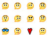 gmail emoticons