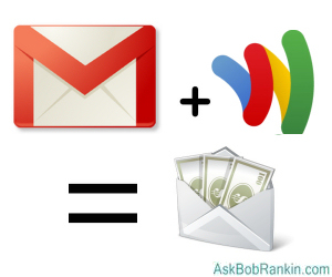 Send Money with Gmail