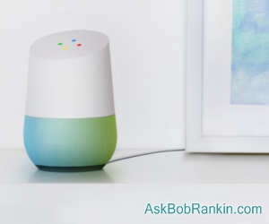 Google Home - Amazon Echo competitor - home automation