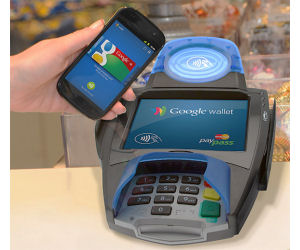 Google Wallet and NFC