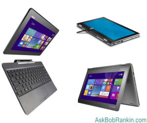 Hybrid / Convertible Laptops