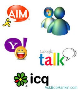 Instant Messaging (IM) clients