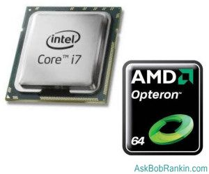 Intel versus AMD