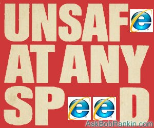 Serious Internet Explorer flaw
