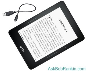 Kindle Software Update needed