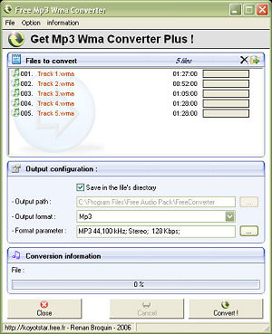 free wma to mp3 converter for windows 10