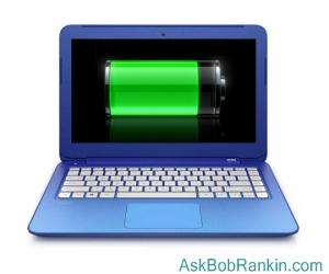 laptop battery life