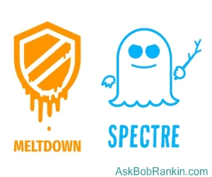 Meltdown Spectre flaws