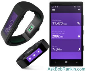 Microsoft Band / Watch / Fitness Monitor