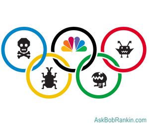 NBC Olympic Hacking Fraud