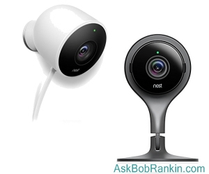 Nest Cam - video surveillance camera