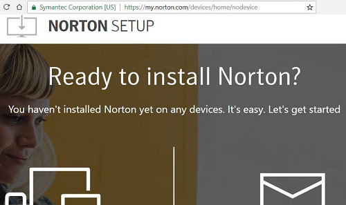 Norton Setup / Cancel Account