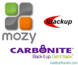 Online Backup and Restore