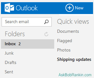 Outlook.com replaces Hotmail