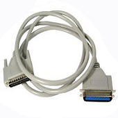 Parallel printer cable
